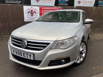 Volkswagen CC Coupe 2.0 TDI CR GT 4dr