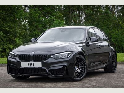 BMW M3 Saloon 3.0 BiTurbo Competition Pack DCT (s/s) 4dr