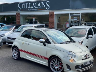 Abarth 595 Hatchback 1.4 T-Jet 50th Anniversario MTA 3dr