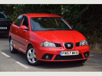 SEAT Ibiza Hatchback 1.2 12v Reference 3dr