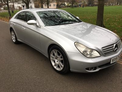 Mercedes-Benz CLS Coupe 3.5 CLS350 7G-Tronic 4dr
