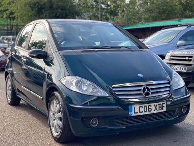 Mercedes-Benz A Class Hatchback 2.0 A180 CDI Elegance SE CVT 5dr