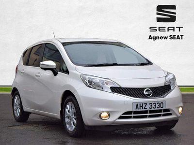 Nissan Note Hatchback 1.2 Acenta Premium (Safety & Style Pack) 5dr
