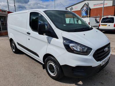Ford Transit Custom Panel Van 2.0 280 EcoBlue L1 H1 EU6 5dr