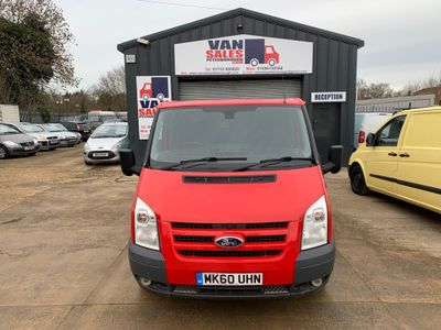 Ford Transit Panel Van 2.2 TDCi 280 Limited Low Roof Panel Van S 5dr (SWB)
