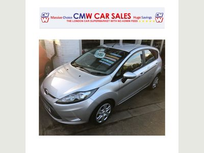 FORD FIESTA Hatchback 1.25 Style + 5dr