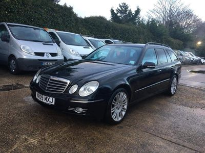 Mercedes-Benz E Class Estate 3.0 E280 CDI Sport G-Tronic 5dr
