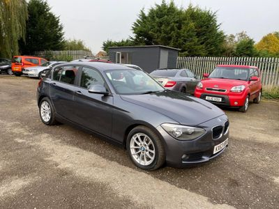 BMW 1 Series Hatchback 1.6 116d ED EfficientDynamics 5dr