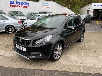 Peugeot 2008 SUV 1.5 BlueHDi Allure EAT (s/s) 5dr