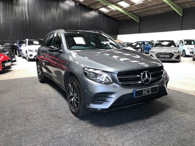Mercedes-Benz GLC Class SUV 2.1 GLC220d AMG Night Edition (Premium Plus) G-Tronic+ 4MATIC (s/s) 5dr