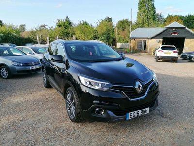 Renault Kadjar SUV 1.2 TCe Signature S Nav (s/s) 5dr