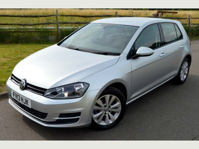 VOLKSWAGEN GOLF Hatchback 1.6 TDI BlueMotion Tech SE DSG (s/s) 5dr