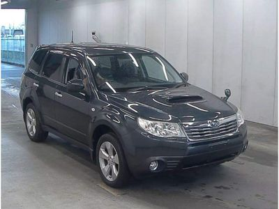"Subaru Forester SUV JDM SH5 2.0L TURBO XT MANUAL ""Si Drive"""