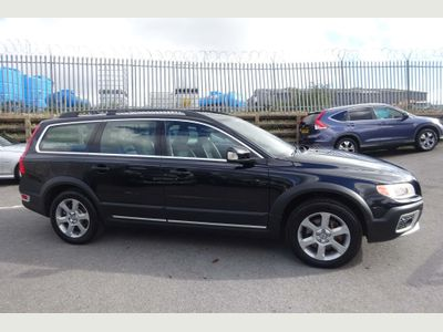 Volvo XC70 Estate 2.4 D DRIVe SE Geartronic 5dr