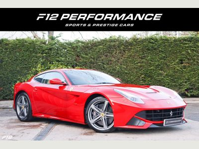 Ferrari F12 Berlinetta Coupe 6.2 F1 Dual Clutch 2dr