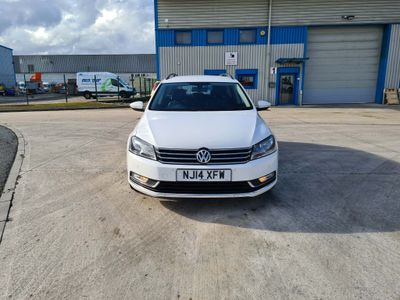 Volkswagen Passat Estate 1.6 TDI BlueMotion Tech Executive 5dr