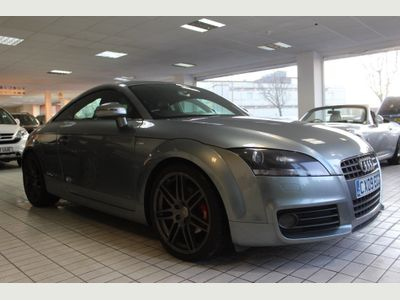 Audi TT Coupe 2.0 TFSI S line Special Edition S Tronic 2dr
