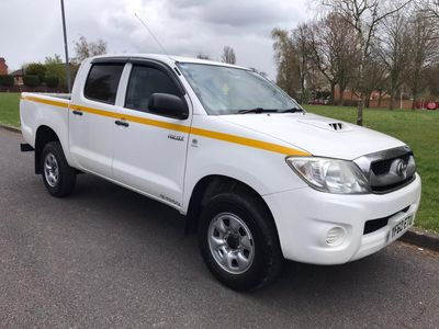 Toyota Hilux Pickup 2.5 D4-D HL2 DOUBLE CAB 4X4 PICK UP