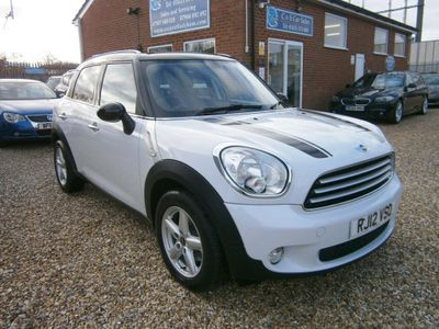 MINI Countryman Hatchback 1.6 Cooper 5dr