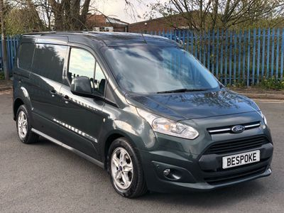 Ford Transit Connect Panel Van 1.5 TDCi 240 Limited Powershift L2 5dr