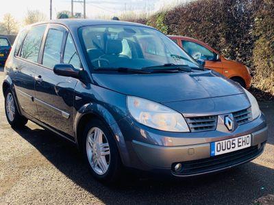 Renault Scenic MPV 1.6 VVT Privilege 5dr