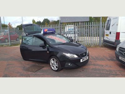 SEAT Ibiza Hatchback 1.6 TDI CR Sportrider SportCoupe 3dr