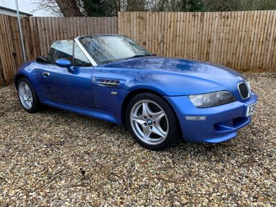 BMW Z3M Convertible 3.2 2dr