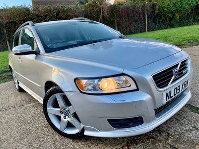 Volvo V50 Estate 1.8 R-Design Sport 5dr