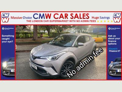 Toyota C-HR SUV 1.2 VVT-i Excel (s/s) 5dr