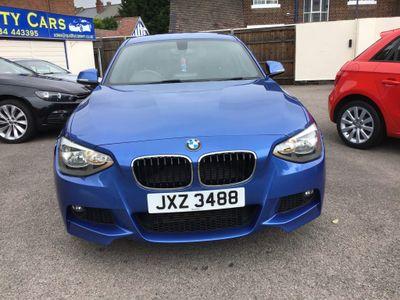 BMW 1 Series Hatchback 2.0 120d M Sport Sports Hatch 3dr