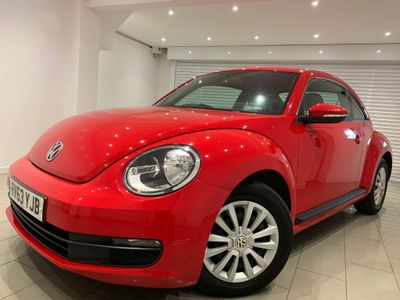 Volkswagen Beetle Hatchback 1.6 TDI BlueMotion Tech 3dr
