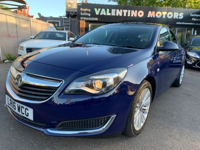 Vauxhall Insignia Hatchback 1.4 i Energy (s/s) 5dr
