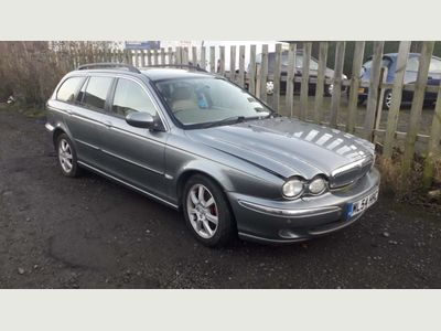 Jaguar X-Type Estate 2.0 D SE 5dr