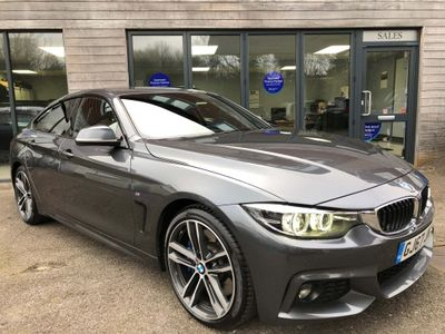BMW 4 Series Gran Coupe Coupe 3.0 440i M Sport Gran Coupe Auto (s/s) 5dr