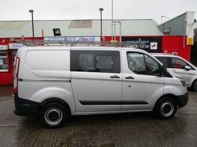 Ford Transit Custom Other 2.2 TDCi 290 Double Cab-in-Van L1 H1 5dr