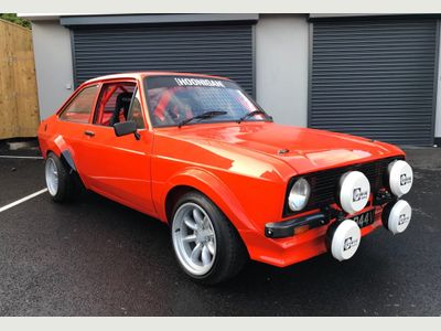 Ford Escort Saloon 1.6 Sport 2dr