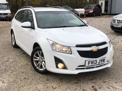 Chevrolet Cruze Estate 1.8 LT 5dr
