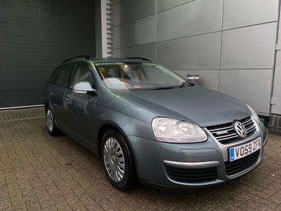 Volkswagen Golf Estate 1.9 TDI BlueMotion 5dr