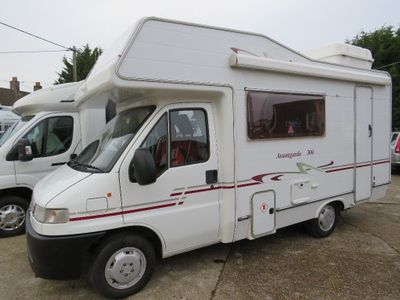 Compass Avantgarde Coach Built 300 **SORRY NOW SOLD**