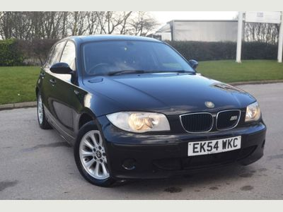 BMW 1 Series Hatchback 1.6 116i 5dr