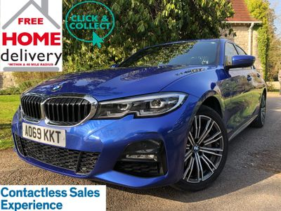BMW 3 Series Saloon 2.0 330e 12kWh M Sport Auto (s/s) 4dr