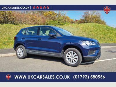 SEAT Ateca SUV 1.6 TDI Ecomotive S (s/s) 5dr