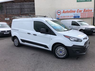 FORD TRANSIT CONNECT Panel Van 1.5 TDCi ECOnetic 210 L2 5dr