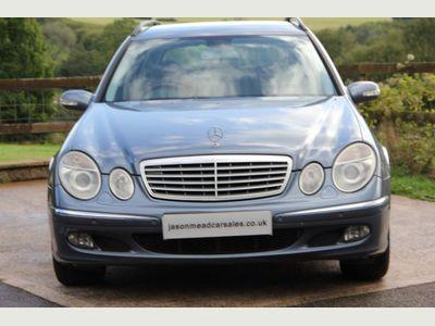 Mercedes-Benz E Class Estate 3.2 E320 CDI Elegance 5dr
