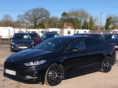 Ford Mondeo Hatchback 2.0 EcoBlue ST-Line Edition Auto (s/s) 5dr