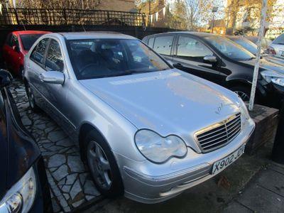 Mercedes-Benz C Class Saloon 3.2 C320 Avantgarde 4dr