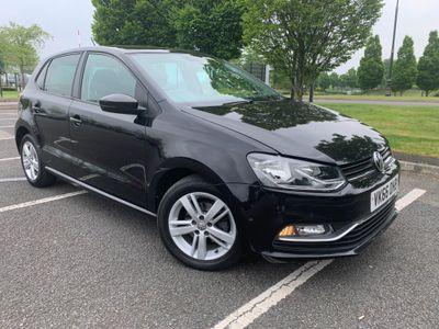 Volkswagen Polo Hatchback 1.4 TDI BlueMotion Tech Match (s/s) 5dr