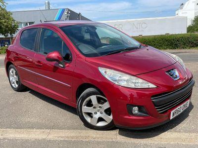 Peugeot 207 Hatchback 1.6 HDi Sport 5dr