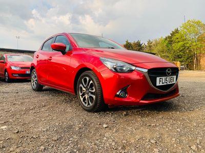 Mazda Mazda2 Hatchback 1.5 SKYACTIV-G Sports Launch Edition (s/s) 5dr