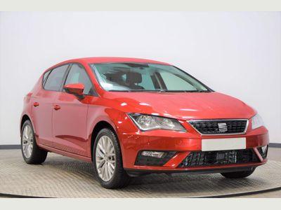 SEAT Leon Hatchback 1.0 TSI SE Dynamic (s/s) 5dr